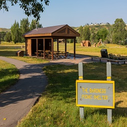 Small Picnic Shelters